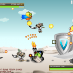 SuperChicken Batlles The Penguin Horde