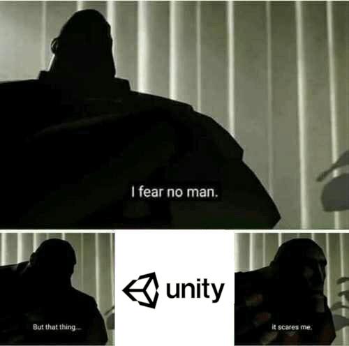 Unity 3D intimidating the novice game developer