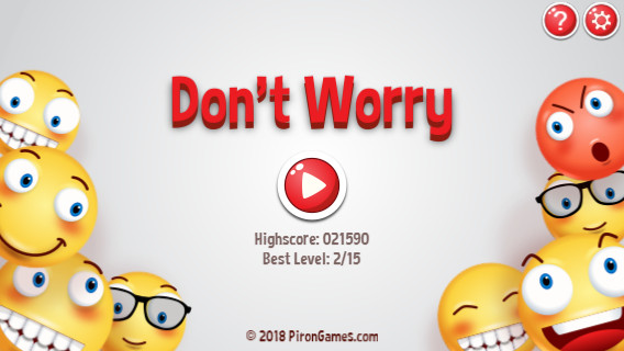 Image Don't Worry