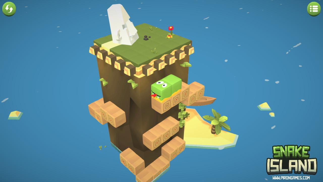 Image Snake Island